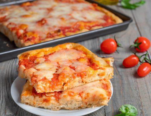 Ma che buona questa pizza!