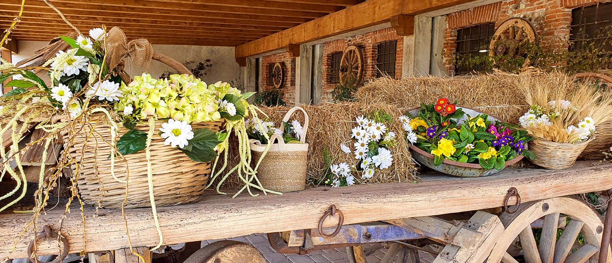 Azienda Agricola Campogallo carro fiori