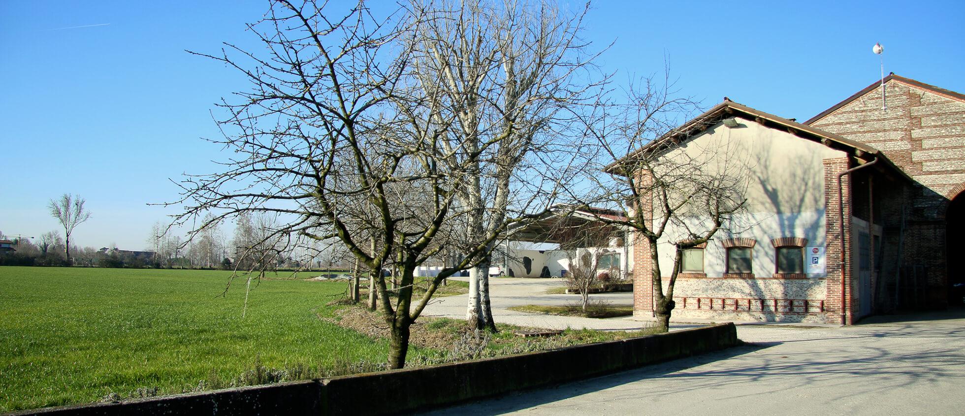 Azienda Agricola Campogallo campi ingresso