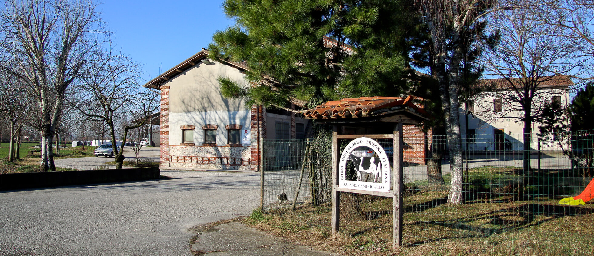 Azienda Agricola Campogallo entrata